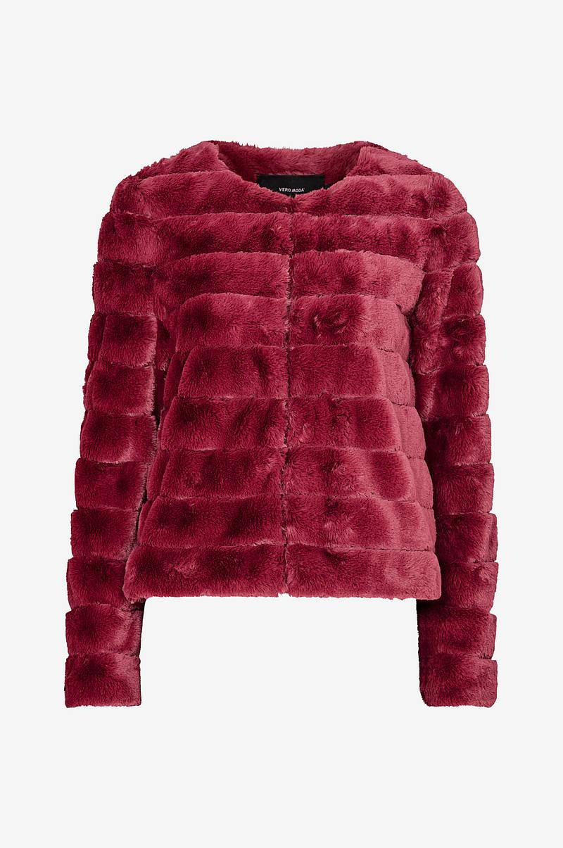 Kunstpels vmAvenue Faux Fur Short Jacket