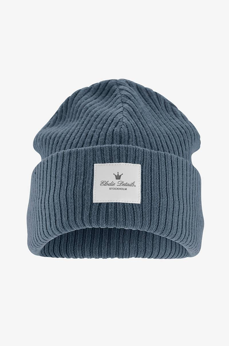 Wool Cap Tender Blue, 0-6 kk