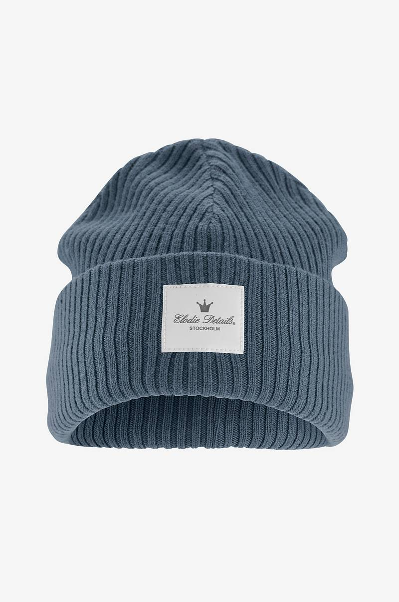 Wool Cap Tender Blue, 6-12 kk