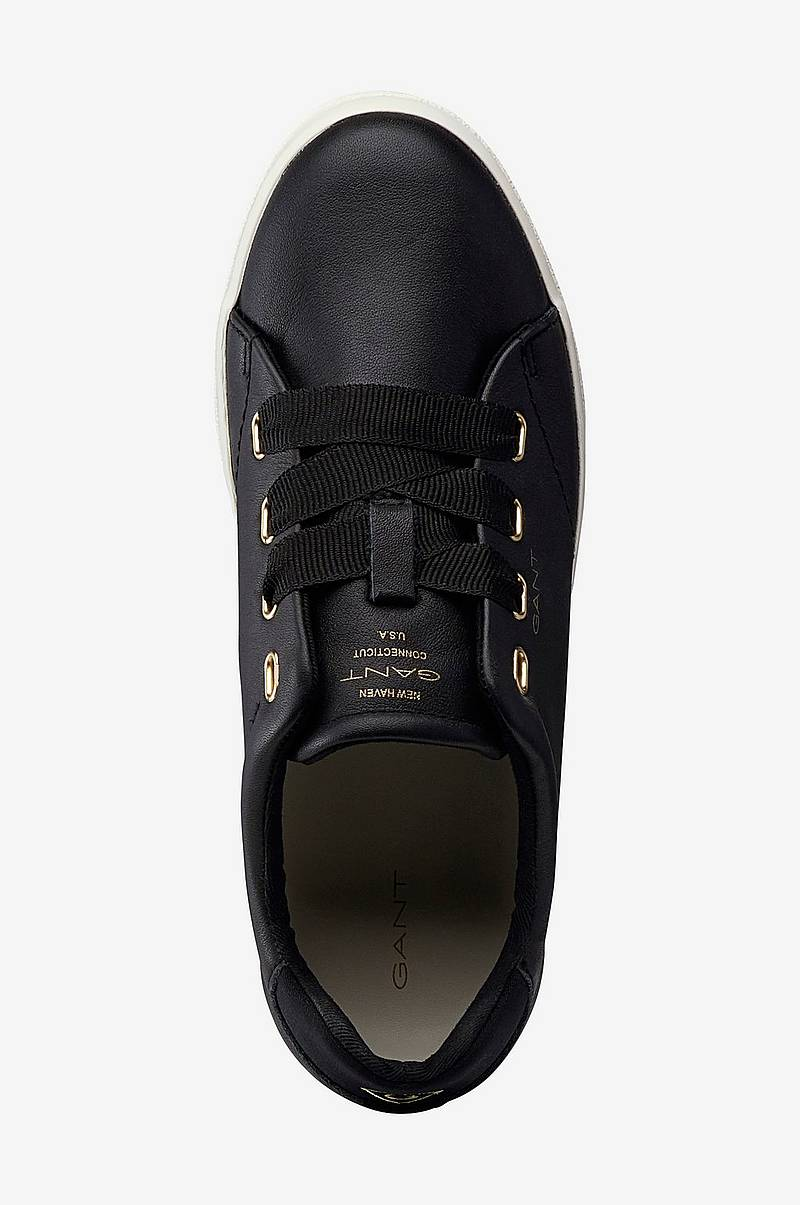 Sneakers Aurora Low Lace i skinn