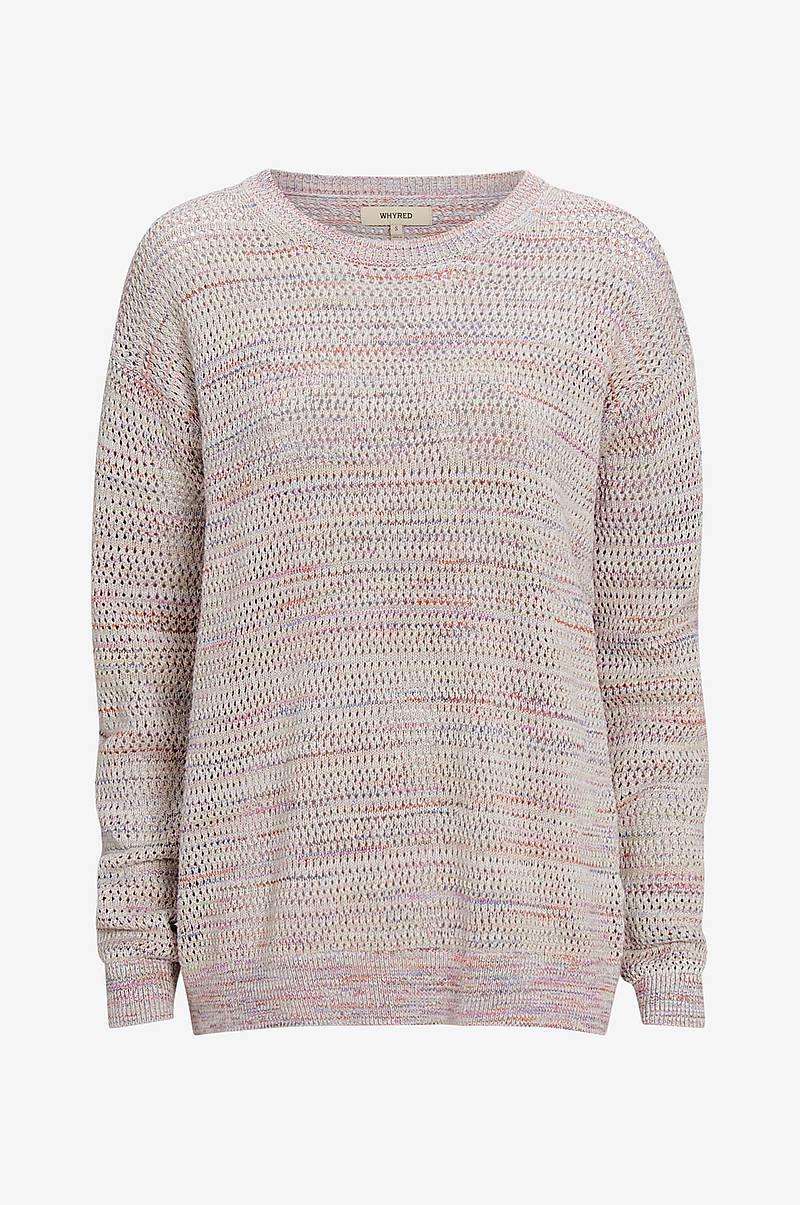 489055355cb Tröja Cecil Mesh Knit Sweater