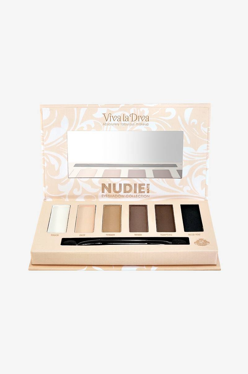 Nudie Matte Eyeshadow Palette