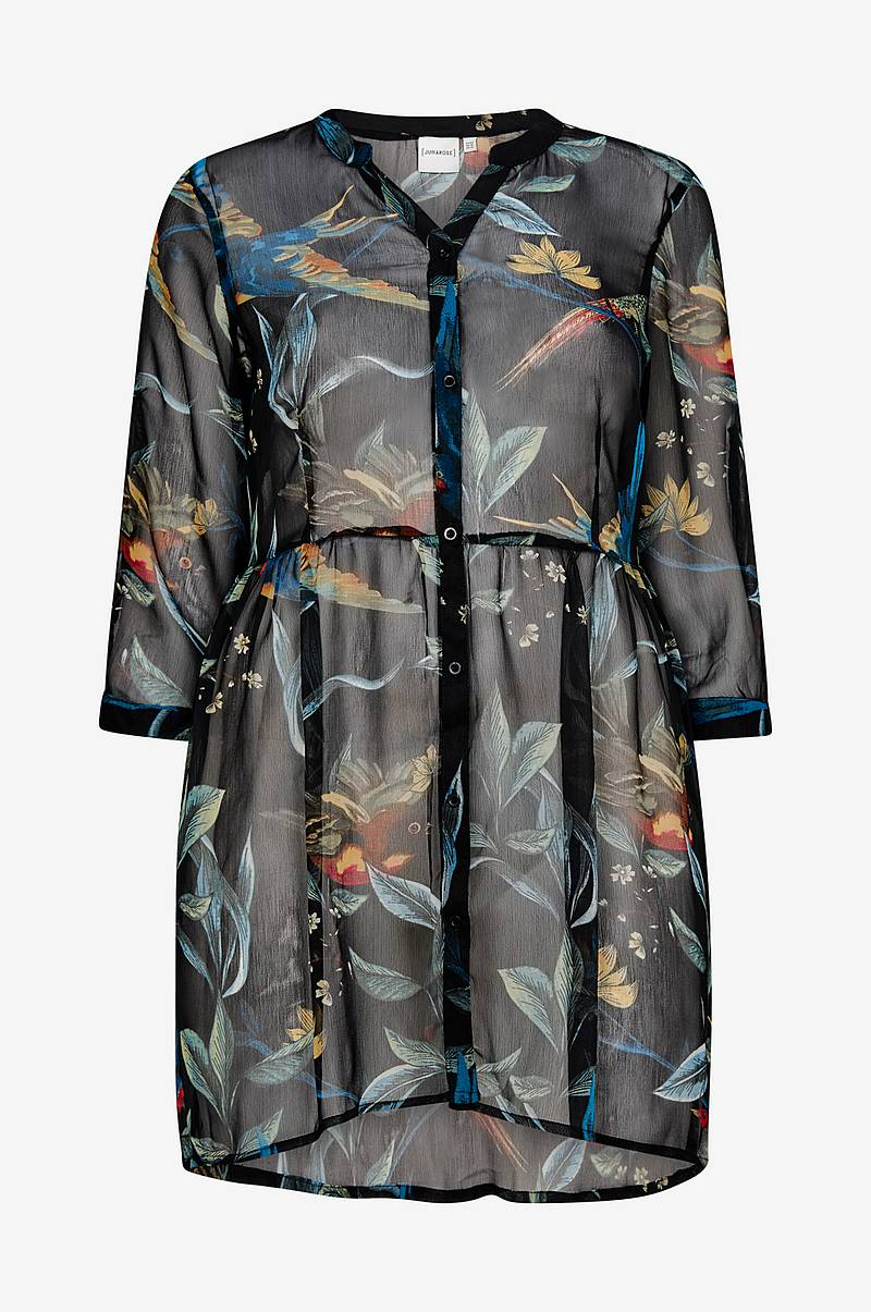 Skjorte jrReva 3/4 SL Long Shirt
