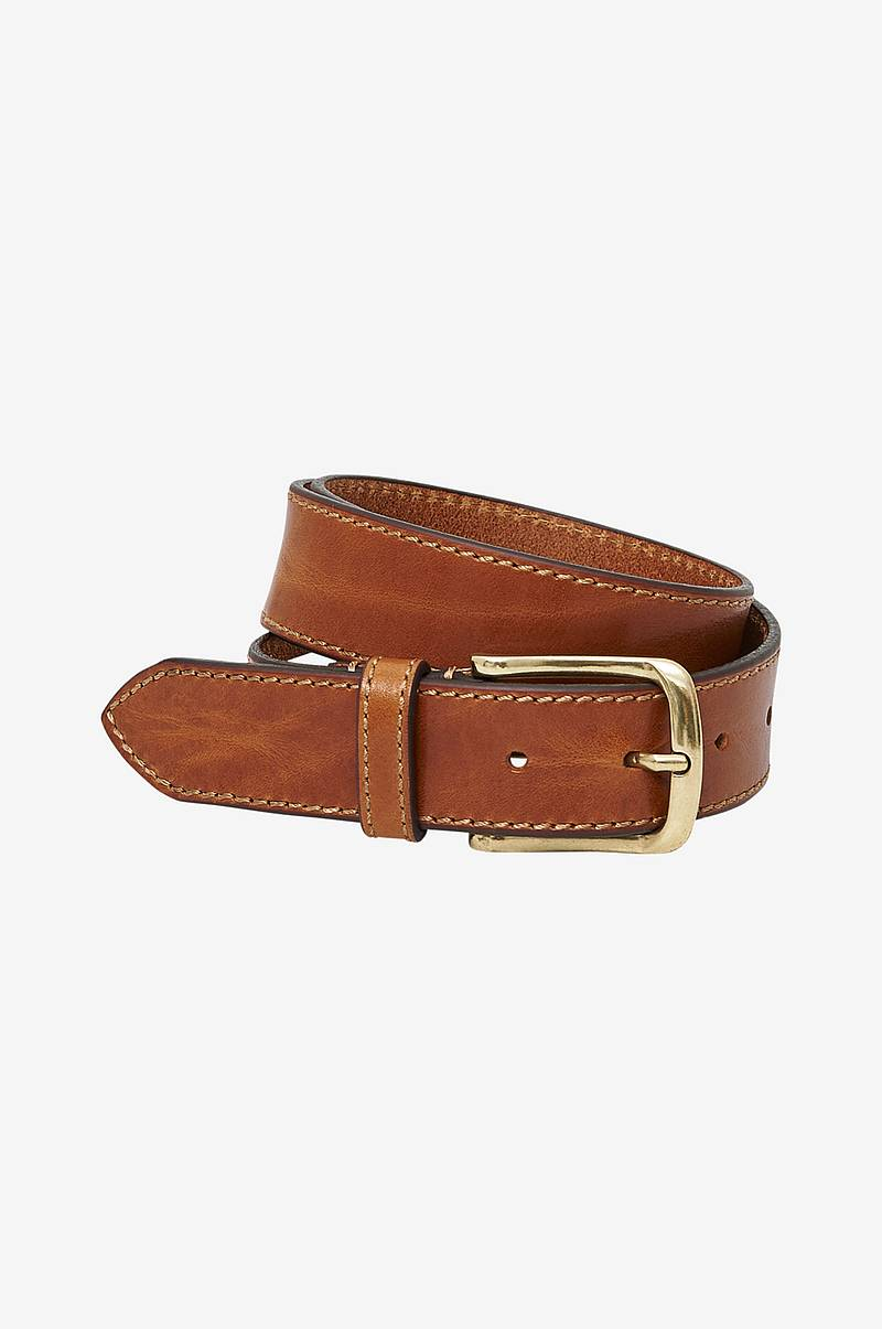 Læderbælte SDLR Male Belt