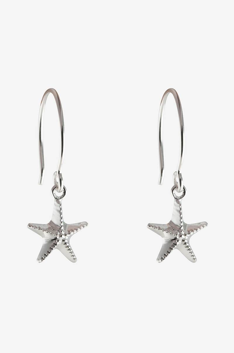 Øreringe Beaches Earrings Starfish
