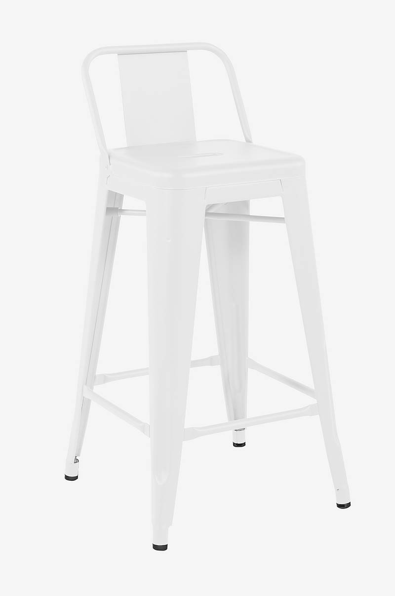 Baarituoli Stool small backrest