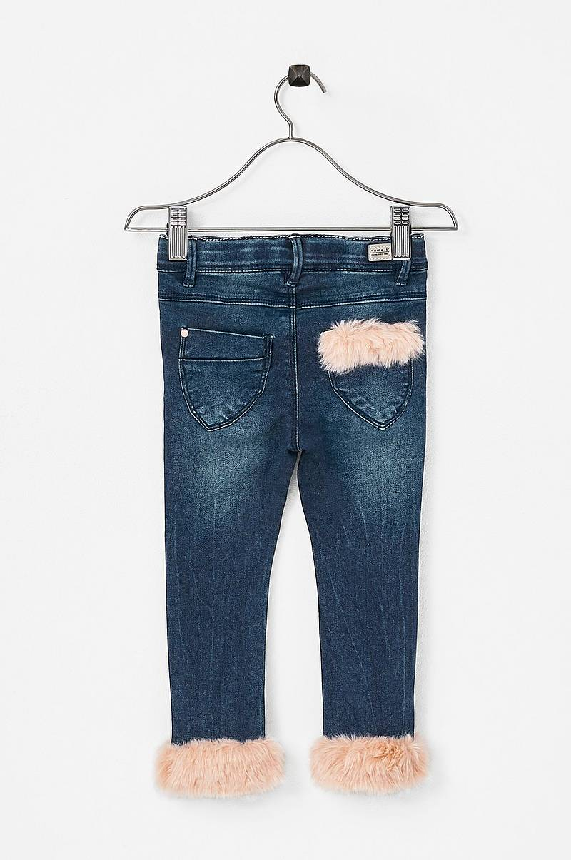 Jeans nmfPolly dnmAbirte 3127 Pant