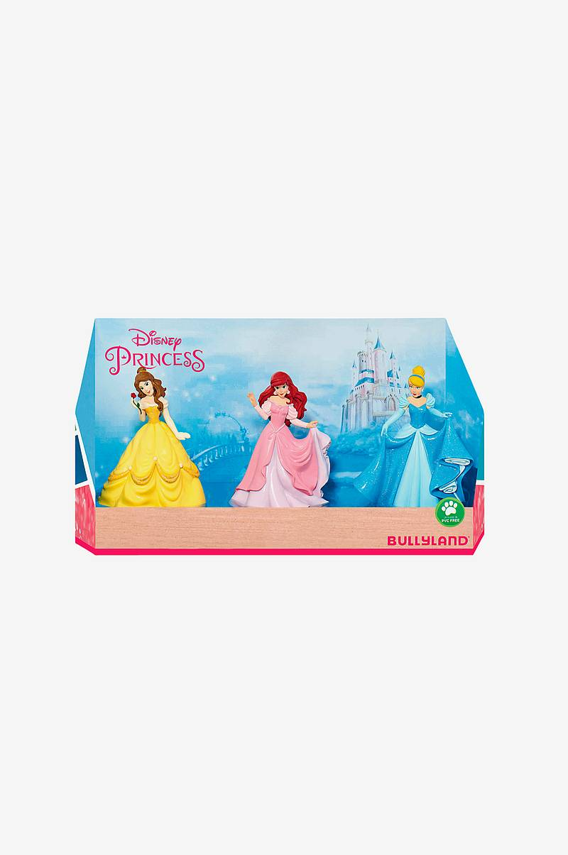 Prinsess Delux 3-pack