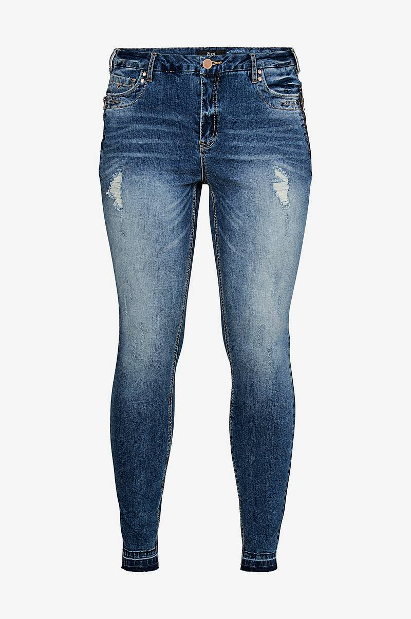 Jeans Amy, Long Super Slim
