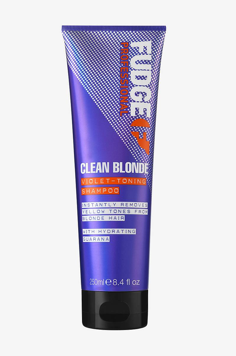 Clean Blonde Classic Violet Schampo 250ml