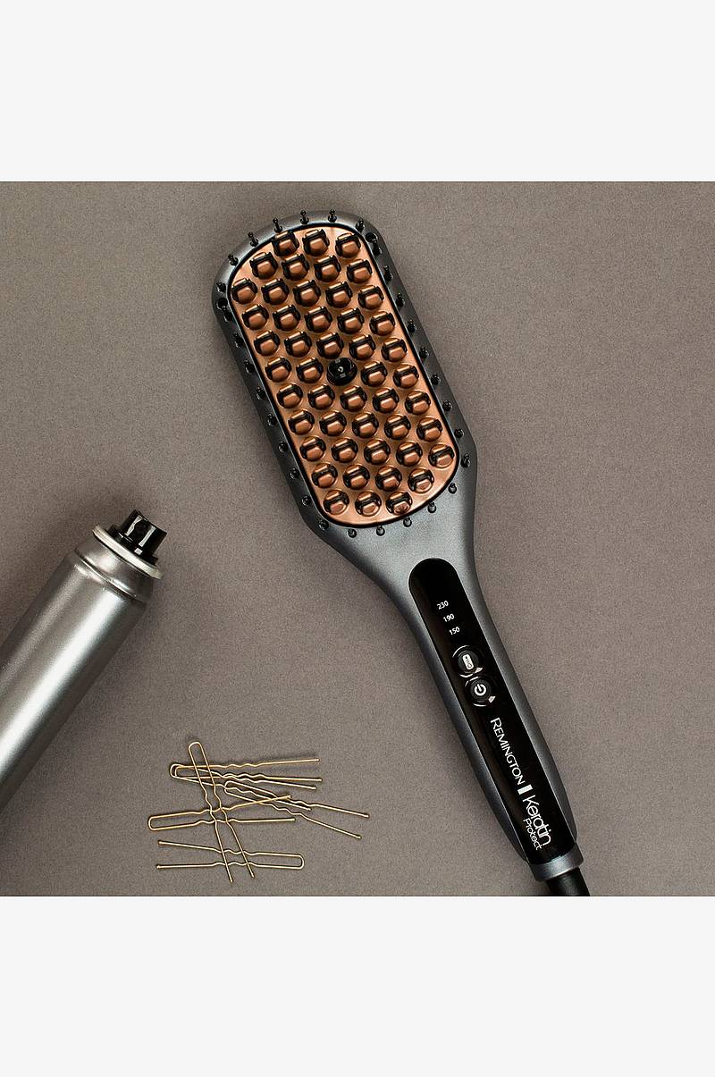 Plattborste CB7480 Keratin Protect Straight Brush