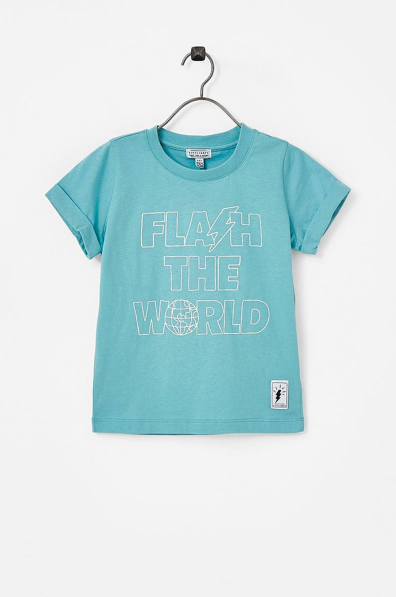 T paita Flash The World Tee