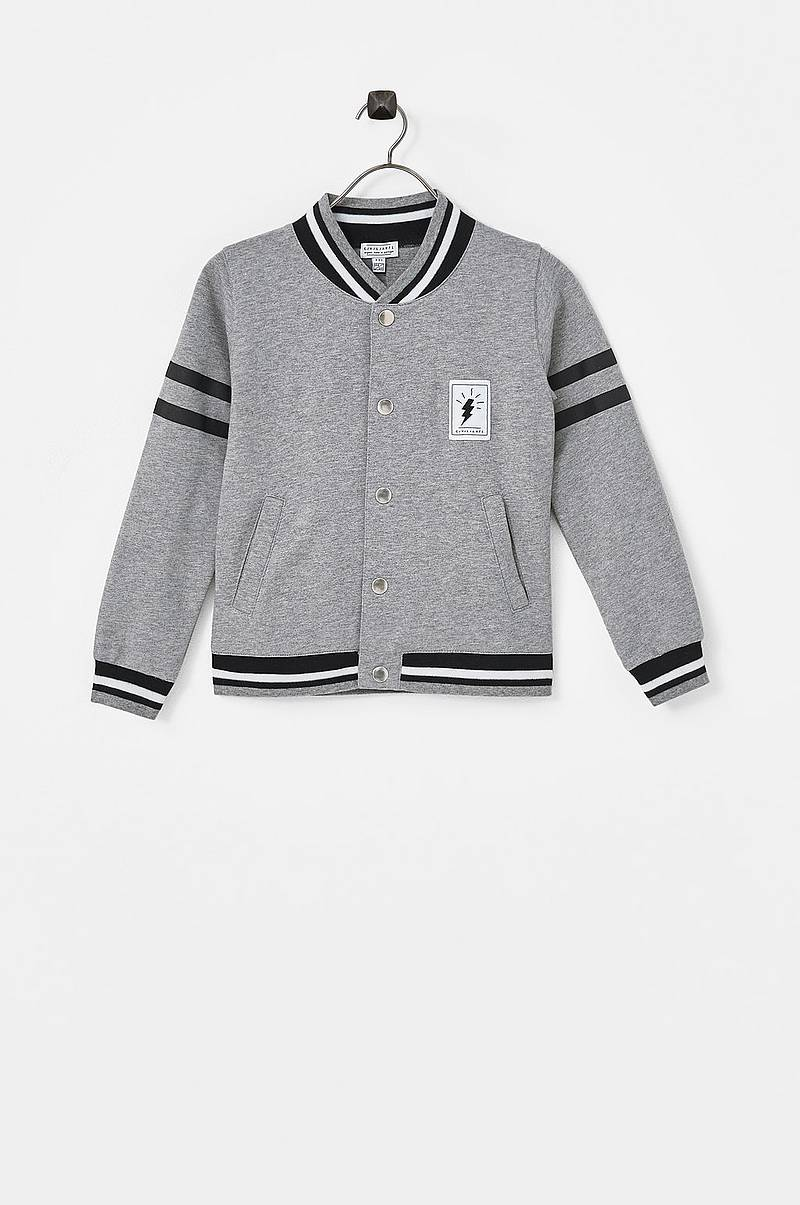 Sweatshirt Baseball Jacket