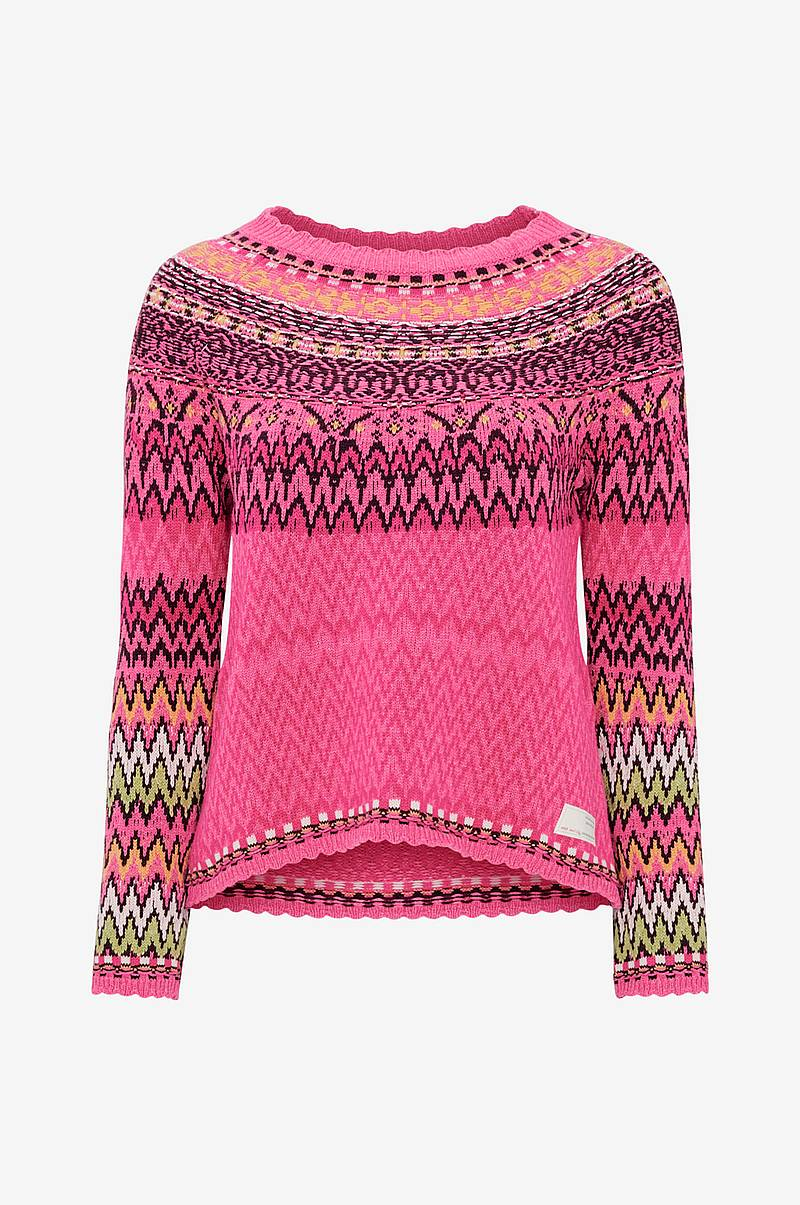 Genser Vivid Vibration Sweater
