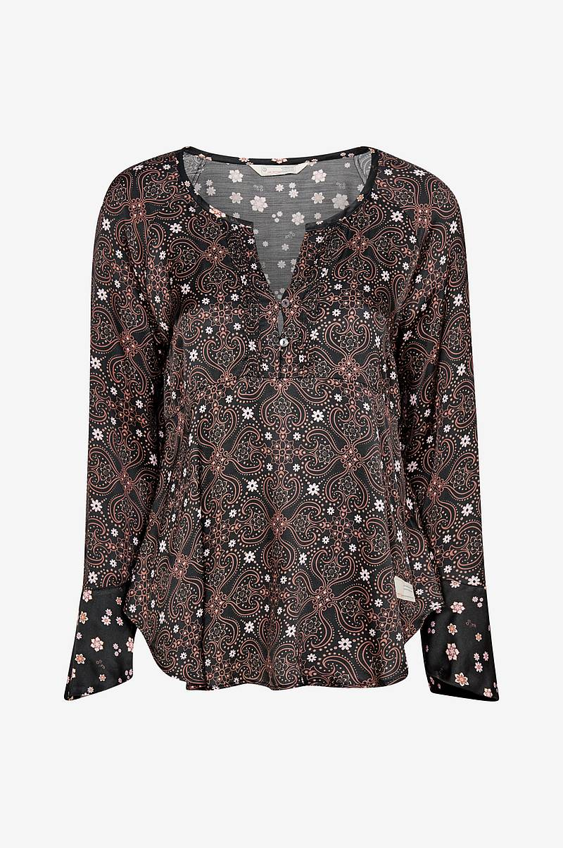 Blus Unsilent Night Blouse