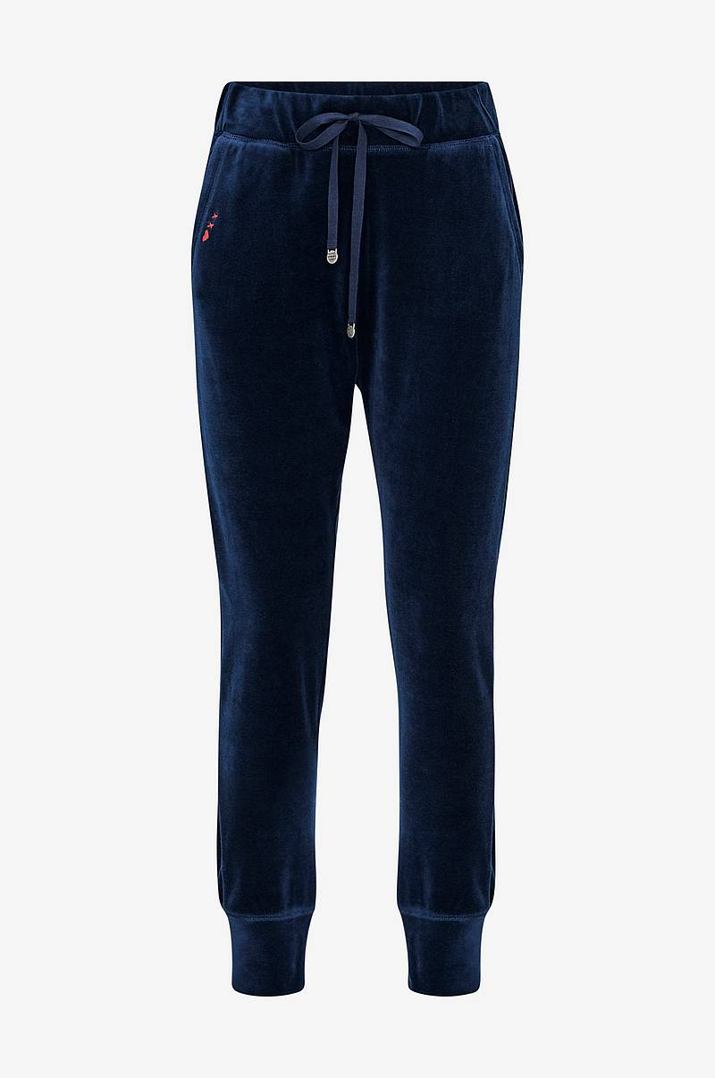 Velourbukser Slow Jam Pants