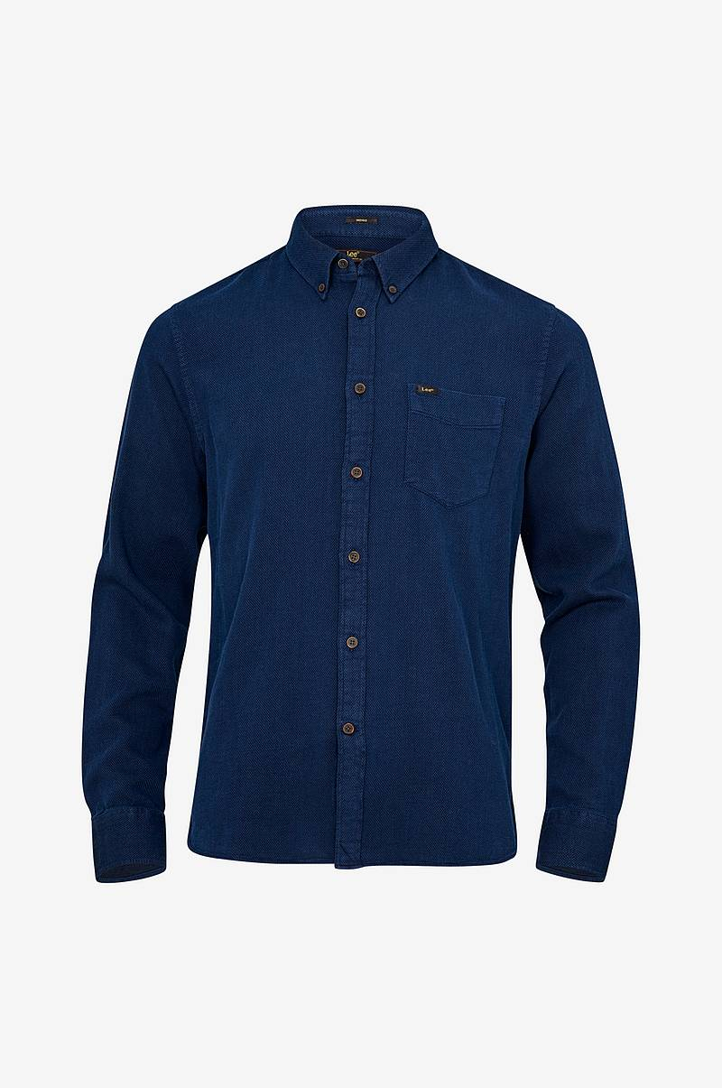 Skjorte Refined Button Down