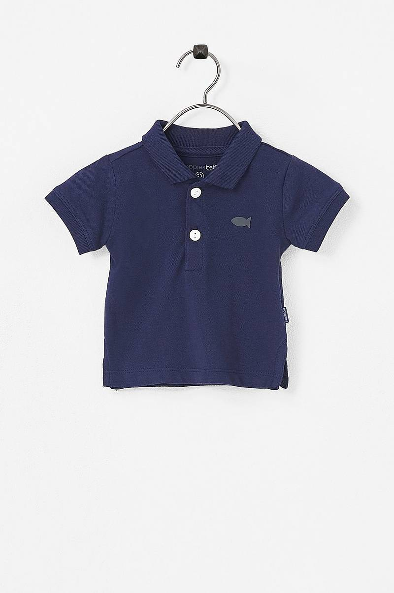 T-shirt Polo Solid SS Riverside