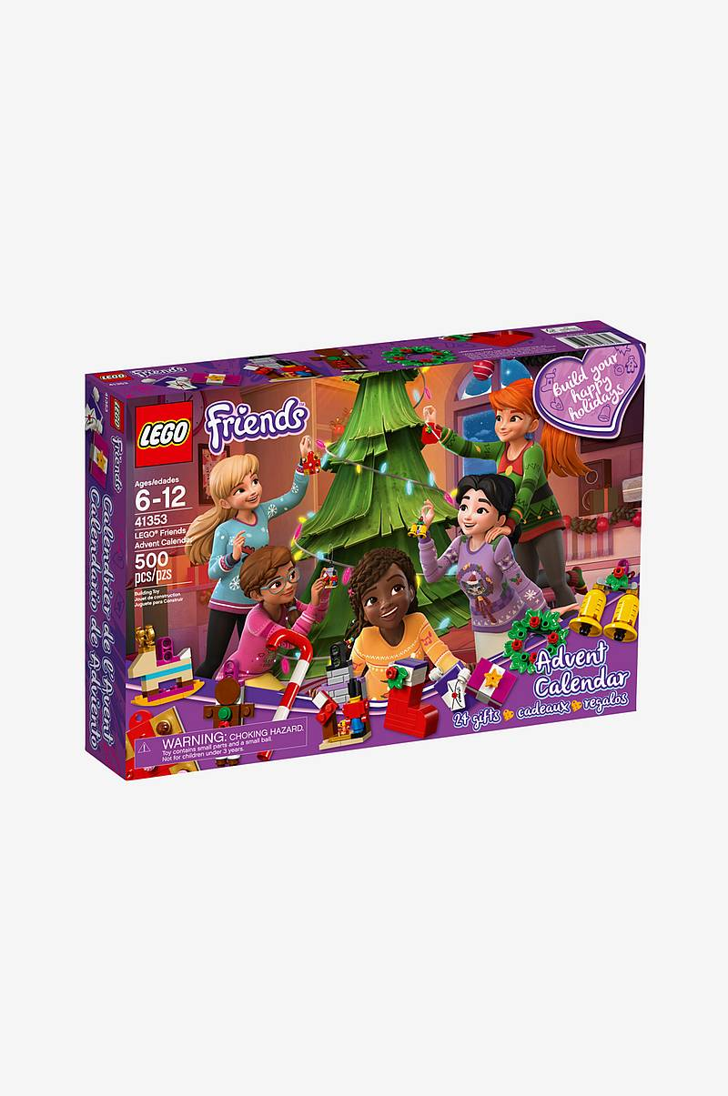 Lego Friends -joulukalenteri 41353