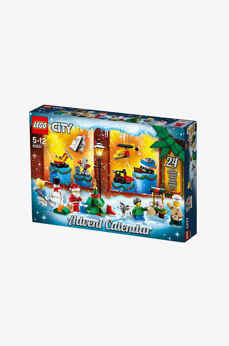 Lego City Adventskalender 60201
