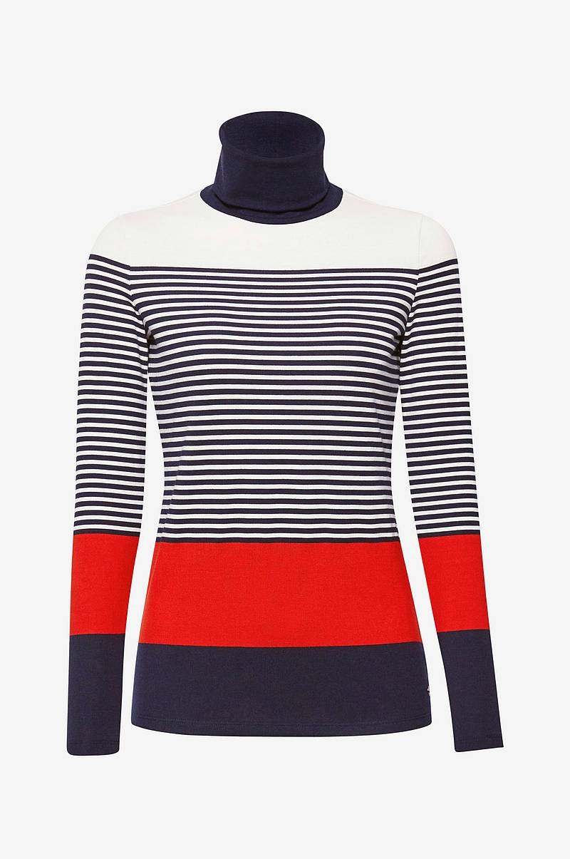 Polotröja Turtleneck Top