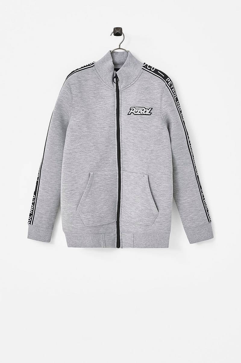 Collegepusero Collar Zip