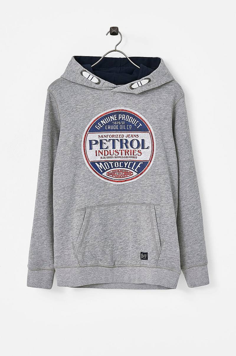 Collegepusero Hooded Sweater
