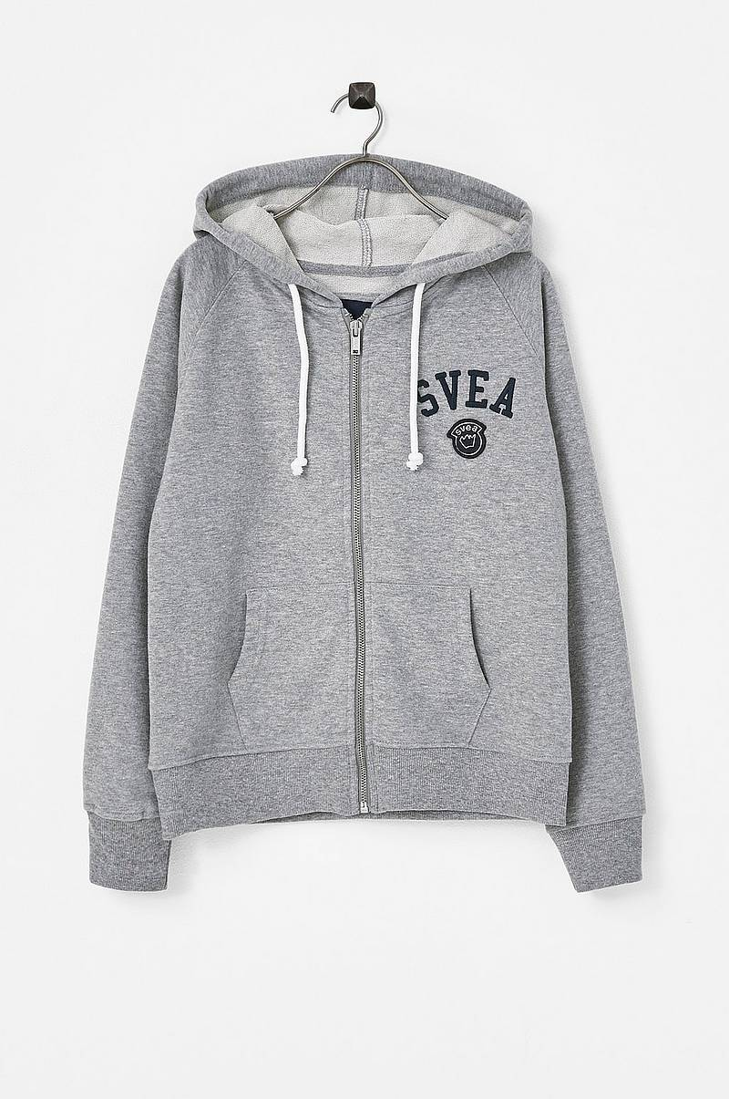 Huvtröja Dallas JR Zip Hood