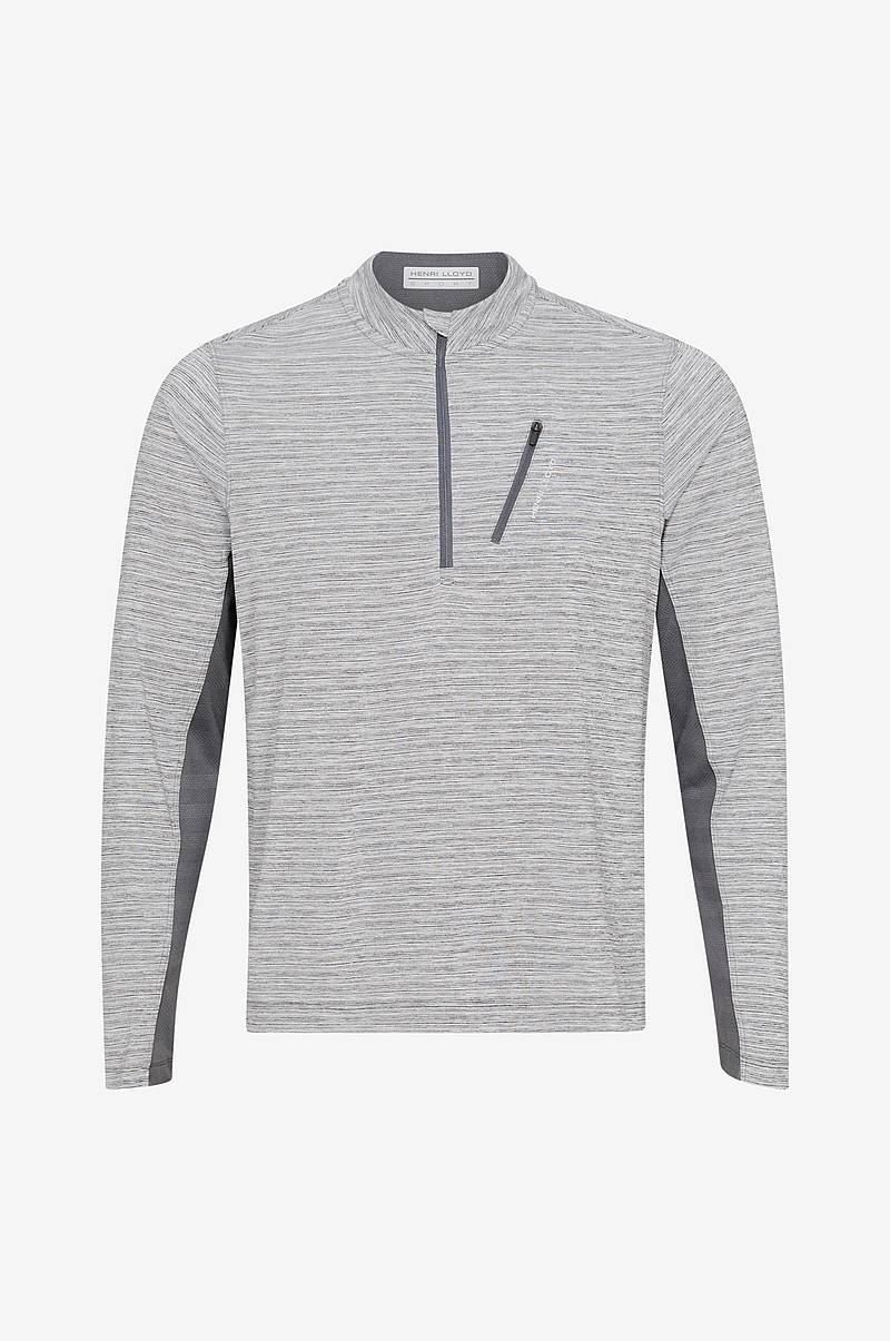 T-shirt Vantage Long Sleeve Half Zip Tech Tee