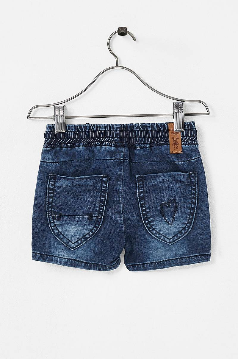 Shorts med stretch
