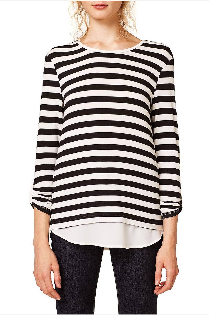 Top Striped Tee