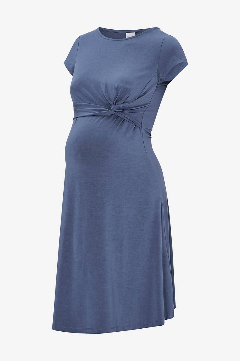 Gravid-/Amningsklänning Twist Dress