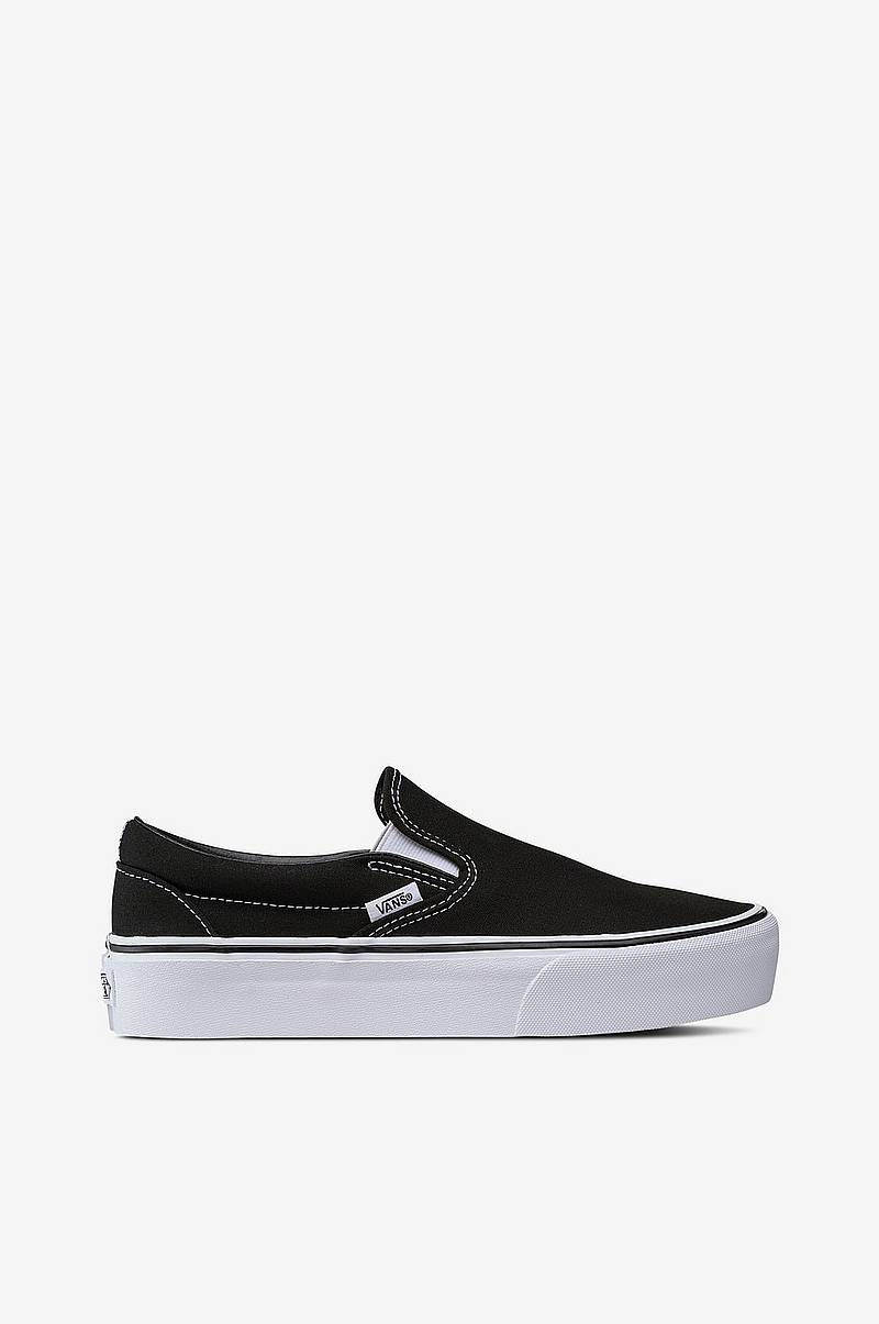 UA Classic Slip On Platform tennarit