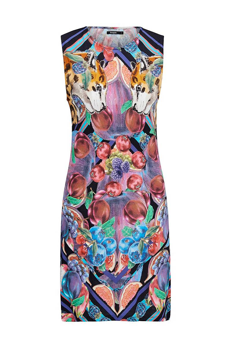 316e1332c1f8 Desigual Klänningar i olika färger - Shoppa klänning online Ellos.se
