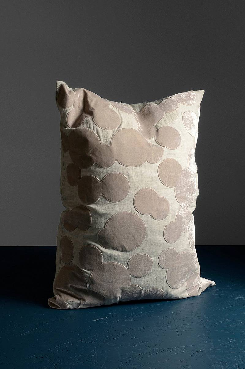 Bubbles cushion 60x80