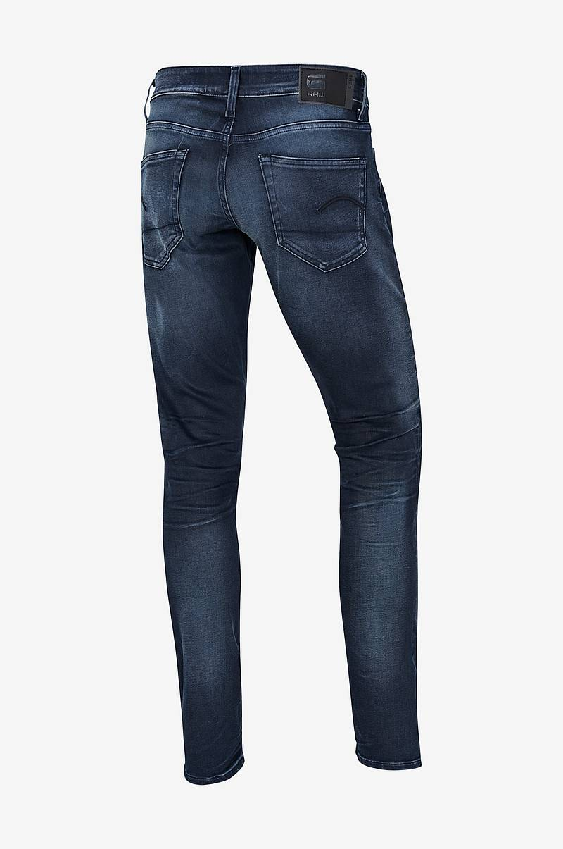 Jeans 3301 Deconstructed Skinny