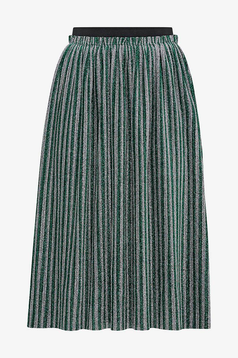 Nederdel Yassilova Pleated Skirt
