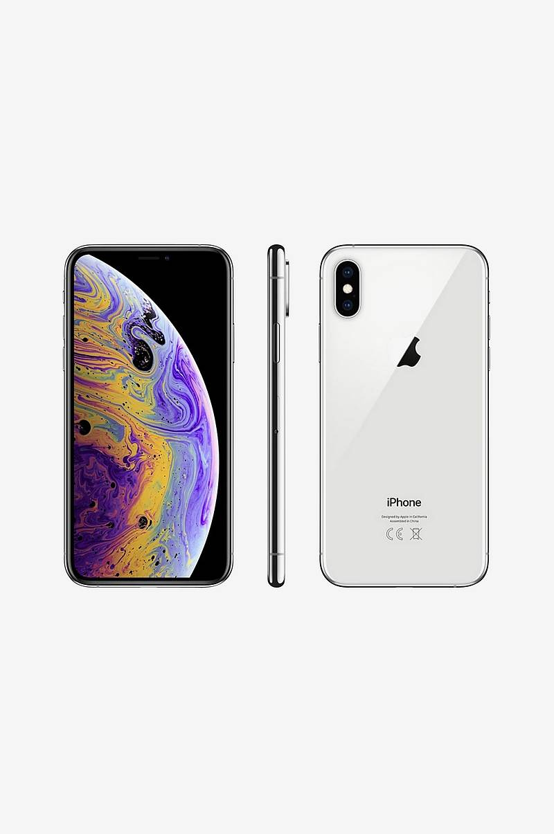 iPhone XS 64GB Silver MT9F2