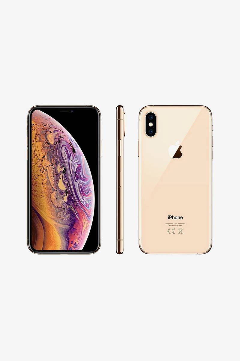 iPhone XS 64GB Gold MT9G2