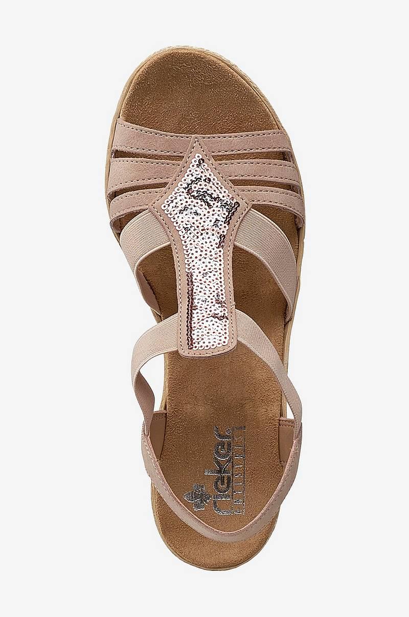 3722f875b9a1 Sandaletter med paljetter