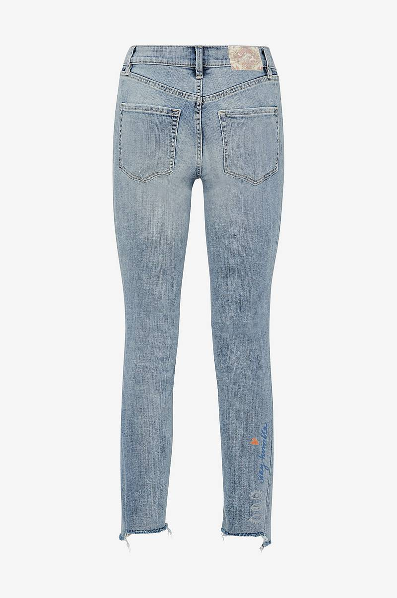 Jeans Groupie Cropped