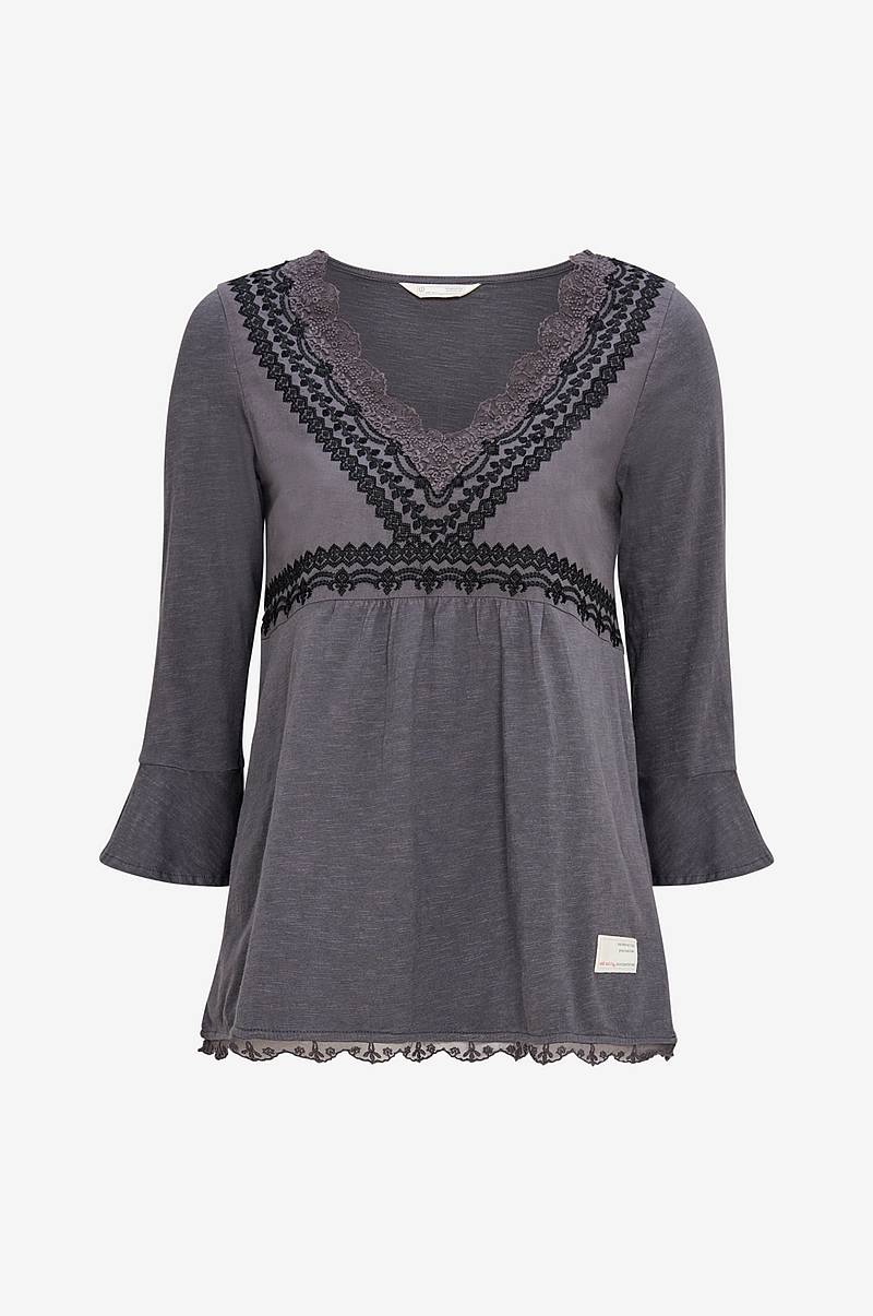 Pusero Lace Vibration Blouse