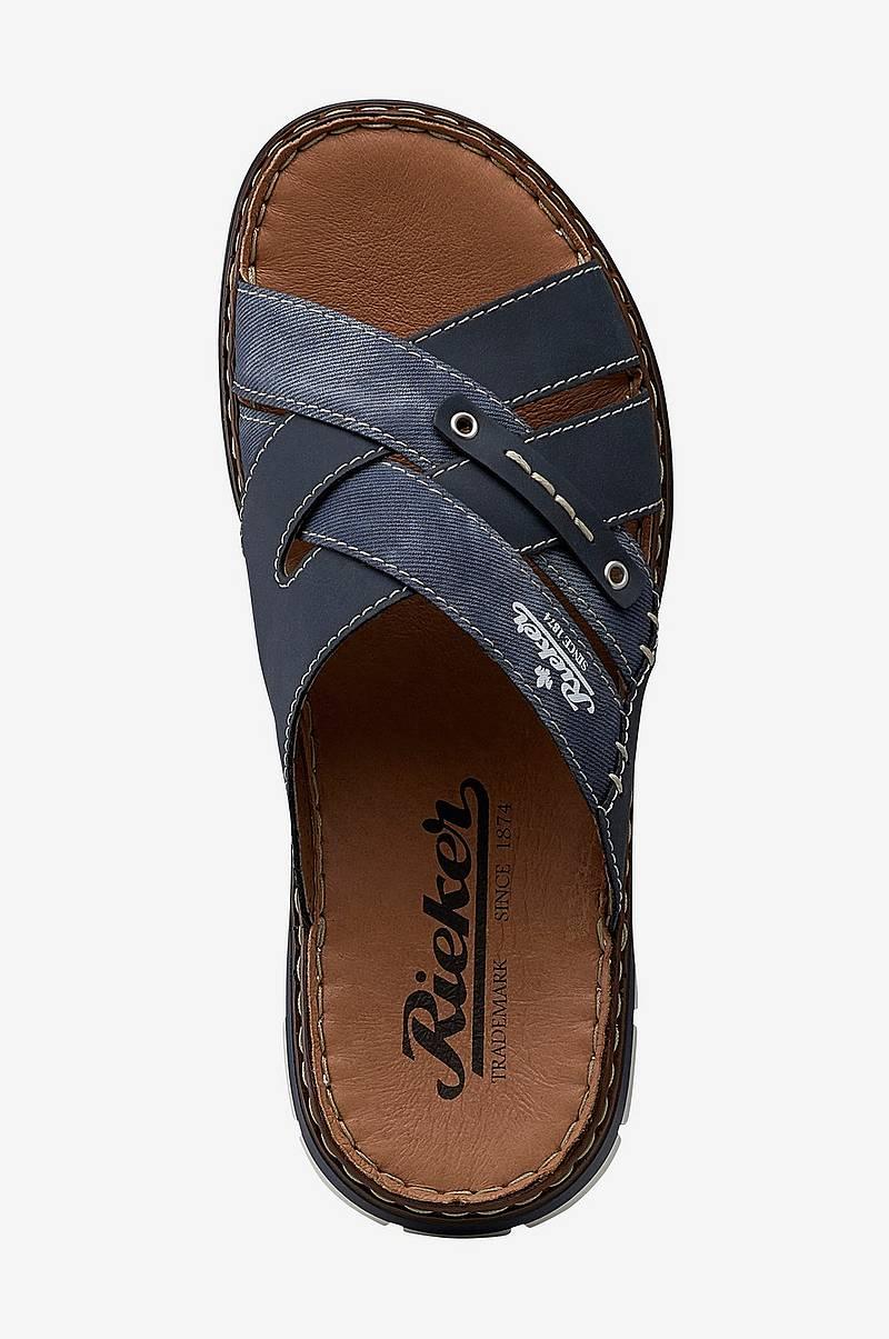 31f02ab82da Sandaler med korslagte remmer