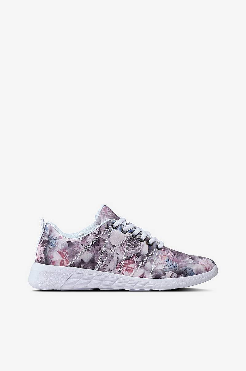 Sneakers blomstrede