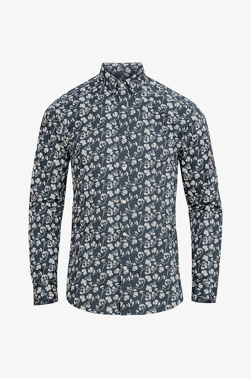 Skjorta jprArizona Flower Shirt L/S Pre, slim fit