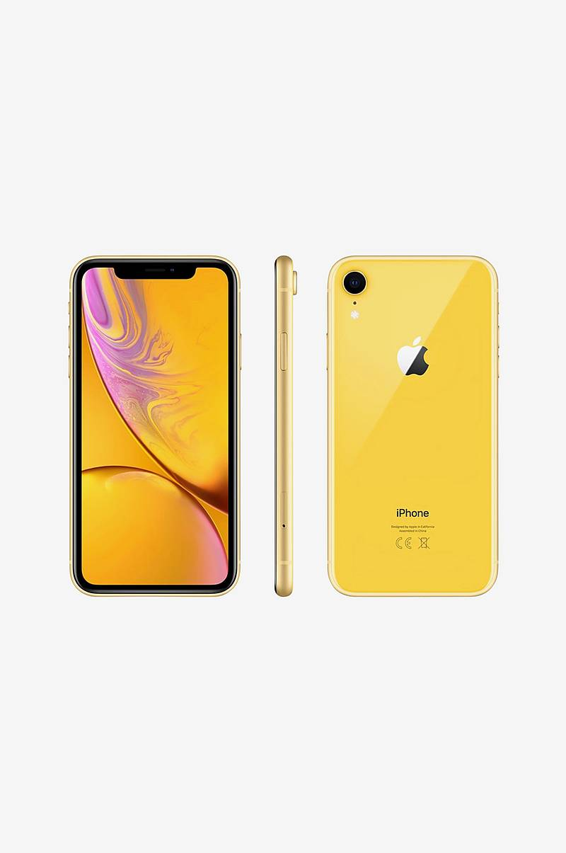 iPhone XR 128GB Yellow MRYF2