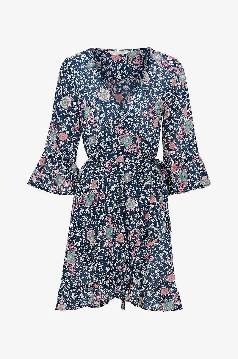 Kietaisumekko Lush Shak Wrap Dress