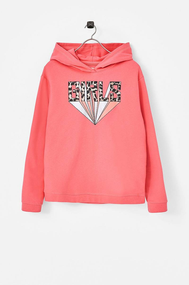 Huvtröja konSound L/S Hood OK Girls SWT