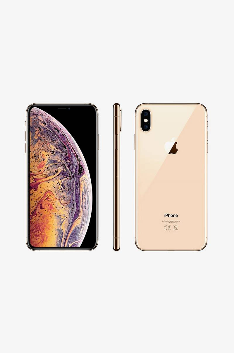 iPhone XS Max 64GB Gold MT522