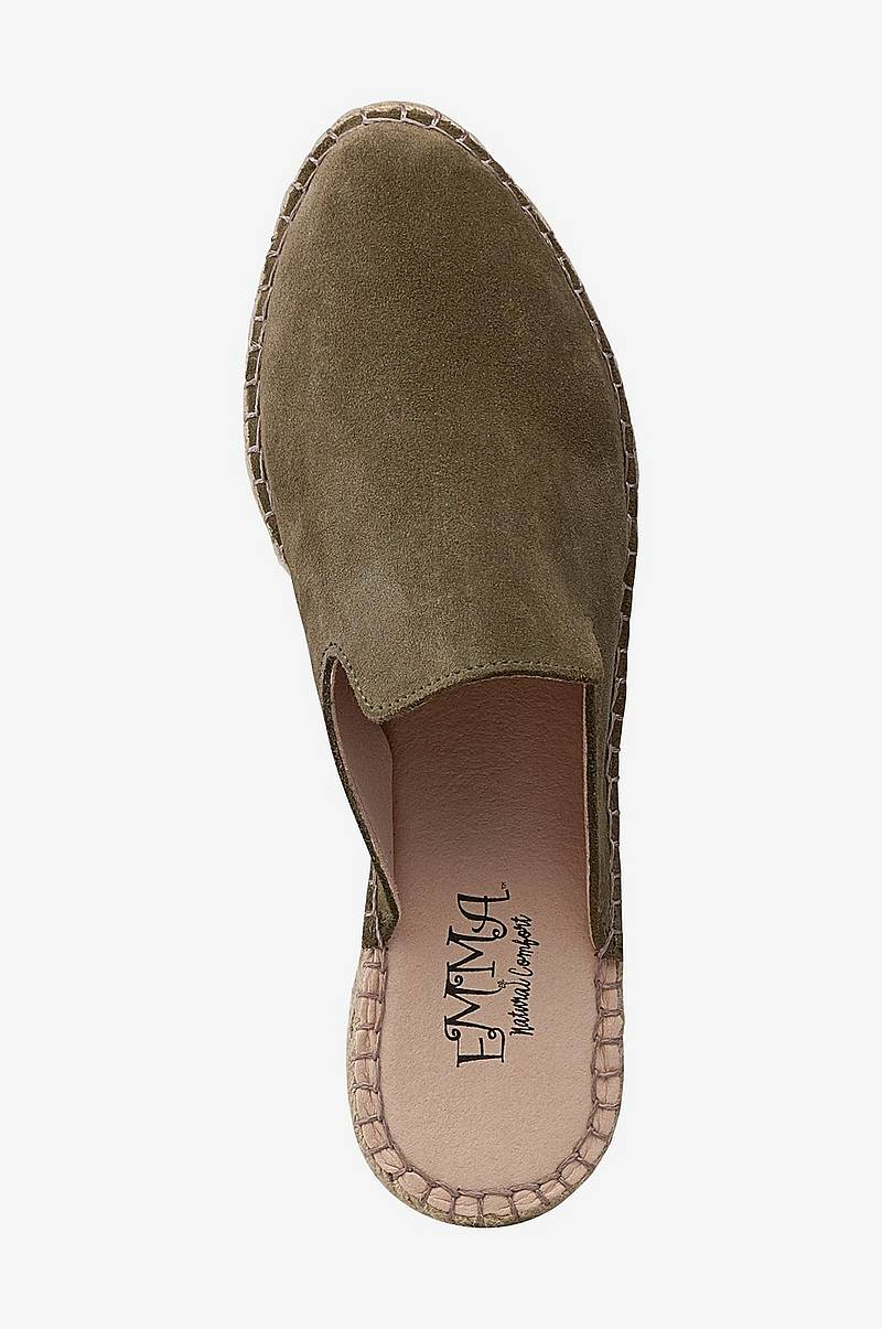 Espadrillos i slip in-model